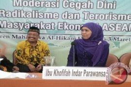 Khofifah Buka Rapimnas Muslimat NU Di Bogor