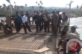 DPRD Monitoring Pembangunan Dermaga RoRo