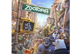 """Zootopia"" boyong trofi animasi terbaik Golden Globe"