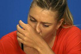 Sharapova langsung tersingkir dari Piala Kremlin