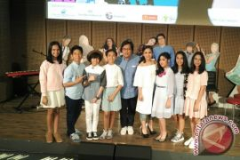 Gita Gutawa kagumi penyanyi anak-anak