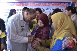 18.112 Anak Tebingtinggi Akan PIN Polio