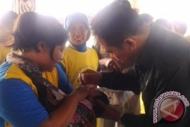 Sekda Buka Pelayanan PIN Polio