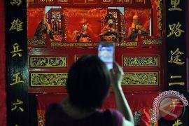 Wayang potehi ramaikan Art Jakarta 2017