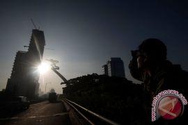 Sebagian proses gerhana Matahari cincin bisa dilihat di Sumatera Selatan