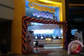 Bioskop ramah anak Cinemaxx Junior diresmikan