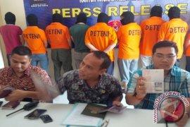 Imigrasi Bekasi Jaring Sembilan Warga Tiongkok