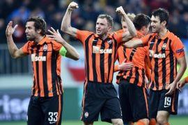16 Besar Liga Champions: Shakhtar taklukkan Roma 2-1