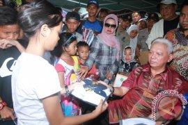 Kaltim Peduli Bencana Sumbang Rp279 juta