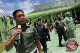 HIBAH BANGUNAN UNTUK TNI