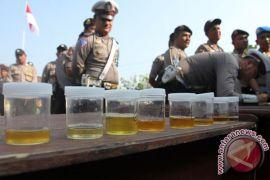 Kapolda Malut copot perwira AKP Catur karena pakai narkoba