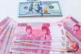 Rupiah menguat tipis ke Rp13.550 Jumat pagi