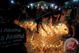 Bogor Sehati Tema Kampanye Earth Hour