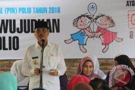 Capai Pelaksanaan PIN Polio Asahan 101,4 Persen