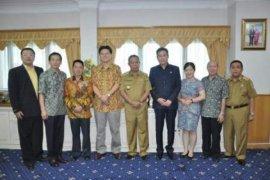Wagub Lampung Sampaikan Peluang Investasi Energi Ke Konjen China