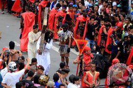 Merayakan Paskah, Papua tetapkan 17 April sebagai libur fakultatif