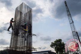 Penyelesaian pembangunan LRT tak bisa sesuai target