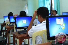Belum ada UNBK SMP di Maluku Utara