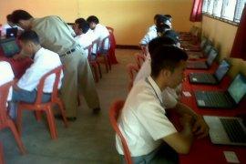 PLN Jayapura Siaga Selama UNBK