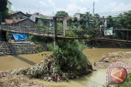315 jembatan gantung di Lebak rusak