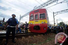 KRL Bogor-Jatinegara dan Jakarta Kota belum beroperasi normal