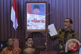 Presiden Minta Menteri Tidak Ikut Kampanye Pemilu