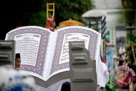 200 warga Suku Ta`a wana peluk agama Islam