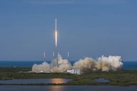SpaceX luncurkan 10 Satelit untuk Iridium