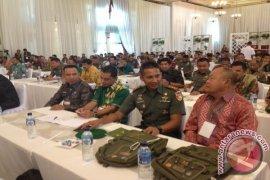 Wabup Bone Bolango Ikut Rakor TMMD di Jakarta
