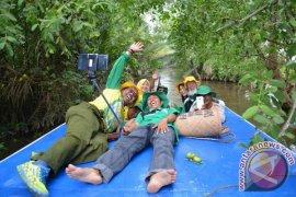 Banjarmasin Kenalkan Wisata Susur Sungai Yang Eksotis