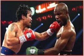 Manny Pacquiao Menang Angka Mutlak Atas Timothy Bradley