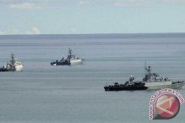 Kedatangan Kapal Perang