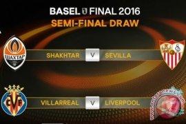 Semifinal Liga Europa, Liverpool Jumpa Villarreal