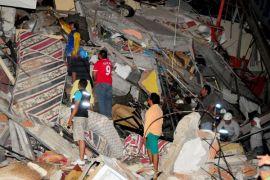 Gempa berkekuatan 6,0 akibatkan kerusakan ringan di Ekuador