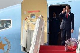 Presiden berangkat ke Korsel didampingi Menteri Ekonomi