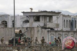 Rakyat Afghanistan menderita di tangan militan