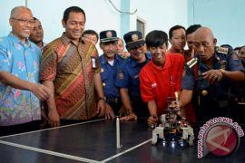 Tim Indonesia raih juara umum di Kompetisi Robot AS