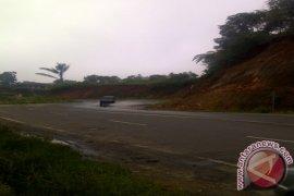 Dinding Tebing Rawan Longsor
