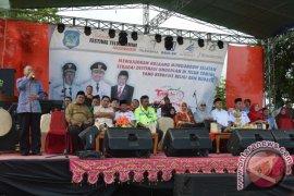 Pemkab Bone Bolango Hadiri Festival Teluk Tomini di Bolsel