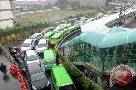 Pergerkan Terpusat Jadi Kendala Penataan Transportasi Bogor