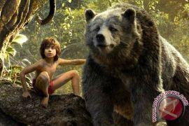 'Jungle Book' kalahkan 'The Huntsman: Winter's War'