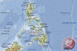 Gempa 7,1 SR Guncang Mindanao Filipina