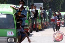 Supir angkot Bogor kembali tolak sistem satu arah