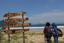 Destinasi Wisata Pantai Mustika