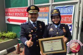 Kandangan Prison officer Best in Central Indonesia