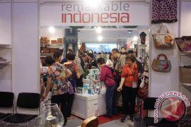 Seribu pengunjung serbu pameran produk Indonesia di Guangzhou