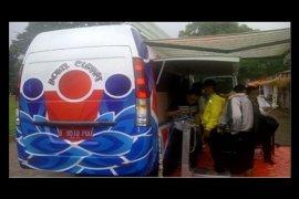 Layanan Mobil Curhat Meriahkan Hut PMI Bogor