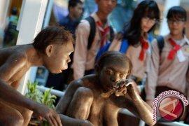 Mayoritas fosil manusia purba Indonesia ada di Belanda
