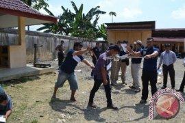 Polisi Gelar Rekontruksi Pembunuhan Petugas Pajak