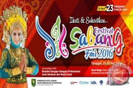 "April ""Sabang Marine Festival'' hadirkan kapal yacth dunia"